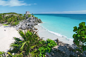 Mexique-Cancun, Club Jet Tours Tulum 5*
