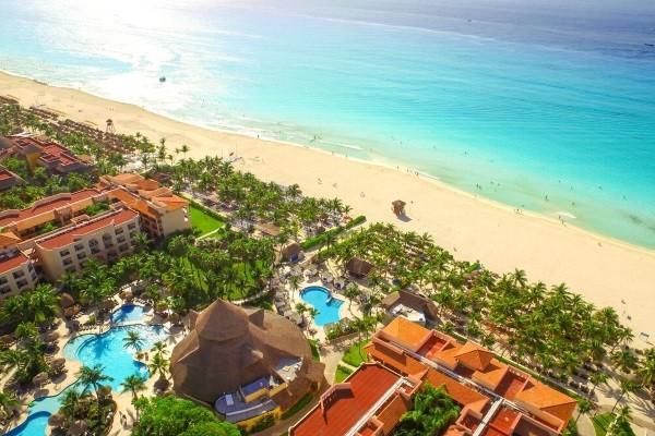hotel sandos playacar beach resort playa del carmen mexique promovacances. Black Bedroom Furniture Sets. Home Design Ideas