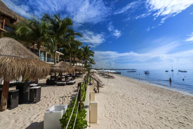 Mexique : Hôtel The Reef Coco Beach