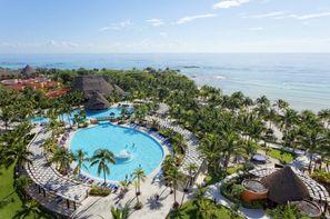 Mexique-Cancun, Hôtel Fram Expériences Barcelo Maya Caribe 5*