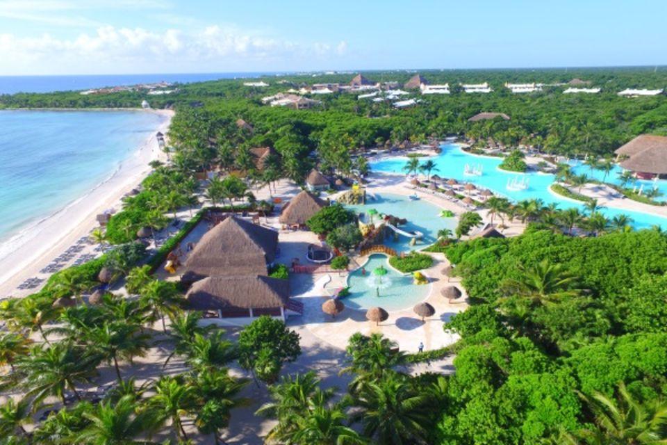 Hôtel Grand Palladium Kantenah Resort & Spa Cancun & Riviera Maya Mexique