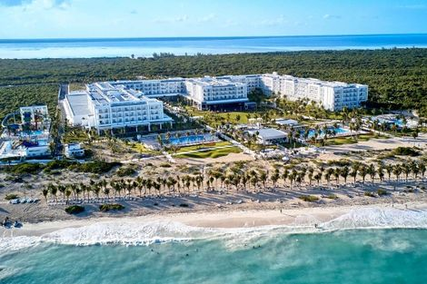 Mexique-Cancun, Hôtel Riu Dunamar 5*