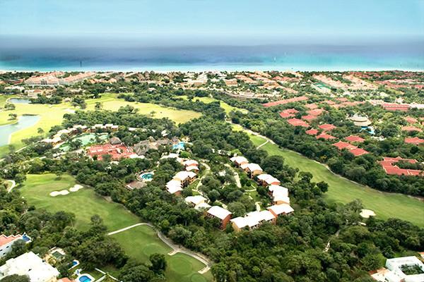 Vue Hôtel Riu Lupita5* Cancun Mexique
