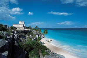 Mexique-Mexico, Circuit Beautés du Mexique & Extension Cancun