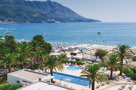 Montenegro-Podgorica, Hôtel Montenegro Beach 4*