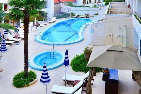 Montenegro-Podgorica, Hôtel Monte Casa 4*