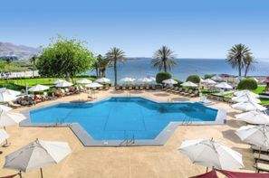 Oman-Mascate, Hôtel Crowne Plaza Muscat 4*