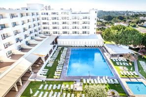Portugal-Faro, Hôtel Albufeira Sol Hotel & Spa 4*