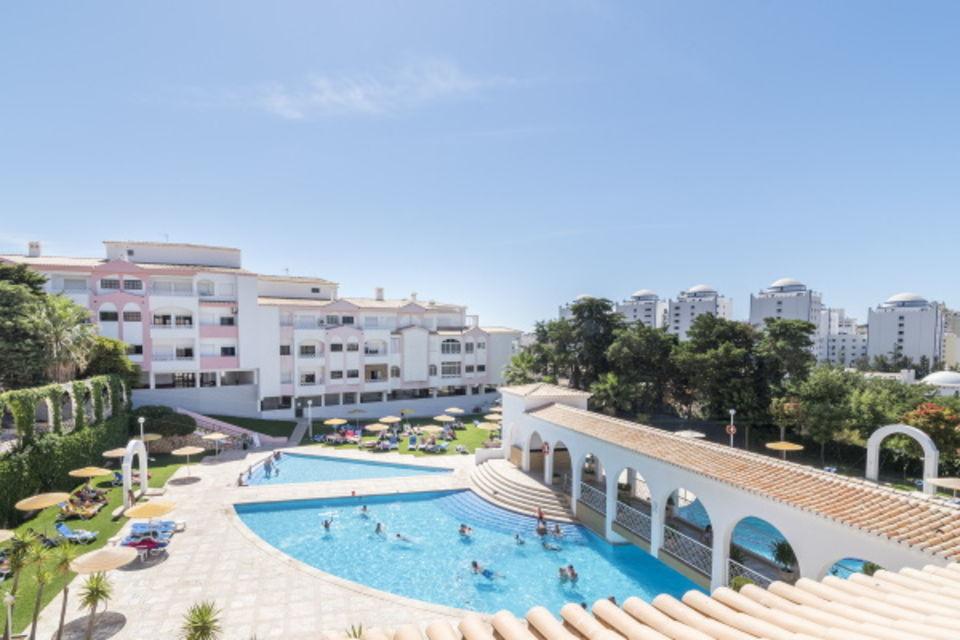 Hôtel Clube Vilarosa Algarve Portugal