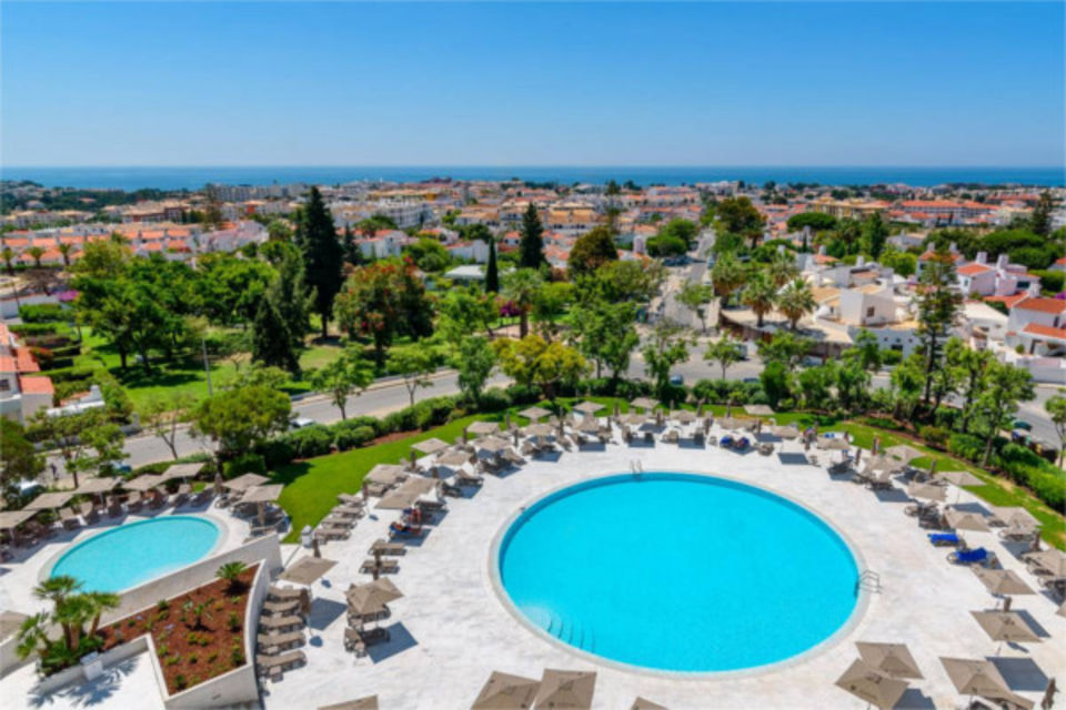 Hôtel Jupiter Albufeira - Family & Fun Algarve Portugal