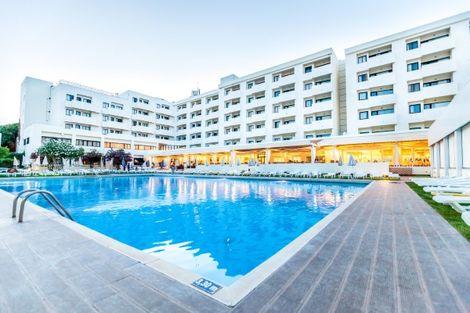 Portugal-Faro, Hôtel Naya Club Albufeira Sol 4*