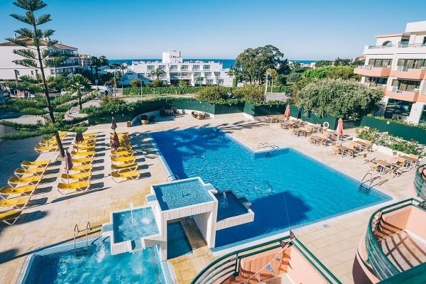 Hotel naya club forte da oura faro portugal promovacances - Hotel porto portugal avec piscine ...