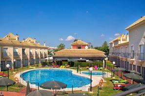 Portugal-Faro, Hôtel Top Clubs Golf Playa Islantilla 3*