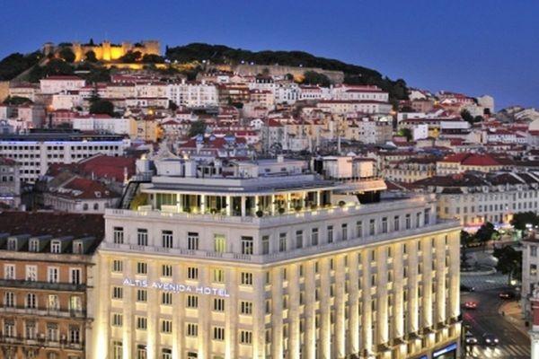 façade - Altis Avenida Hotel Altis Avenida5* Lisbonne Portugal