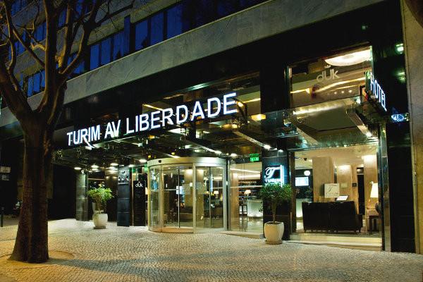 Entrée - Turim Avenida Da Liberdade Hotel Turim Avenida Da Liberdade4* Lisbonne Portugal