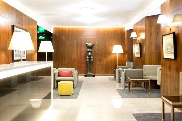 Hall - Miraparque Hotel Miraparque3* Lisbonne Portugal
