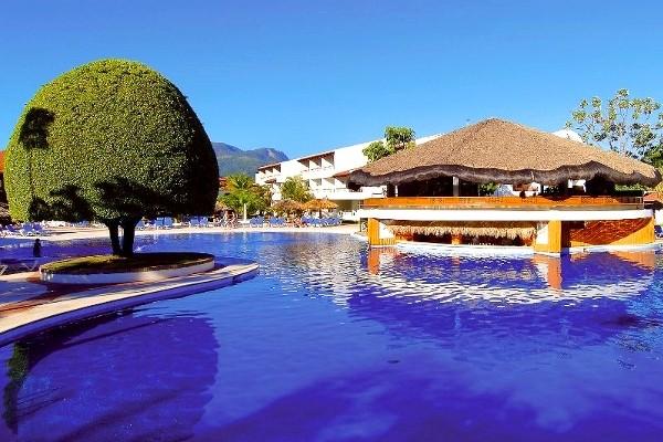 Piscine - Barcelo Puerto Plata Hotel Barcelo Puerto Plata4*Sup Puerto Plata Republique Dominicaine