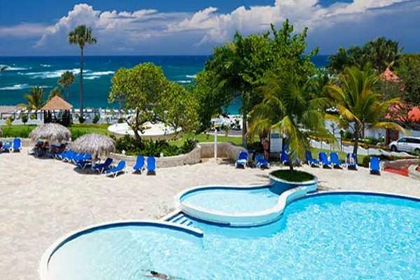 piscine - Lifestyle Tropical Beach Resort & Spa  Hôtel Lifestyle Tropical Beach Resort & Spa4* sup Puerto Plata Republique Dominicaine