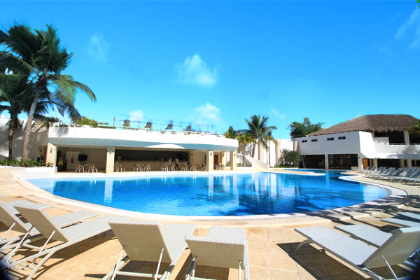 Piscine - Viva Wyndham V Heavens Hôtel Viva Wyndham V Heavens4* Puerto Plata Republique Dominicaine