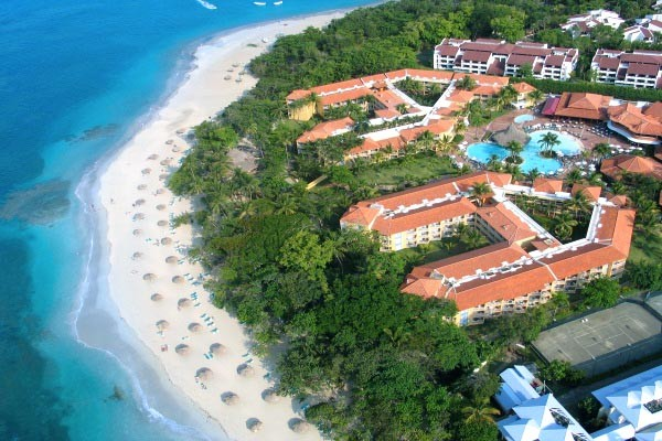 vue panoramique - VH Gran Ventana Beach Resort  Hôtel VH Gran Ventana Beach Resort4* sup Puerto Plata Republique Dominicaine