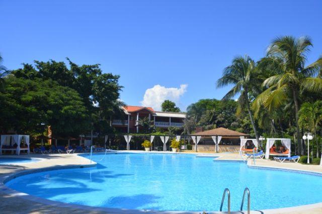 Republique Dominicaine : Hôtel Bellevue Dominican Bay