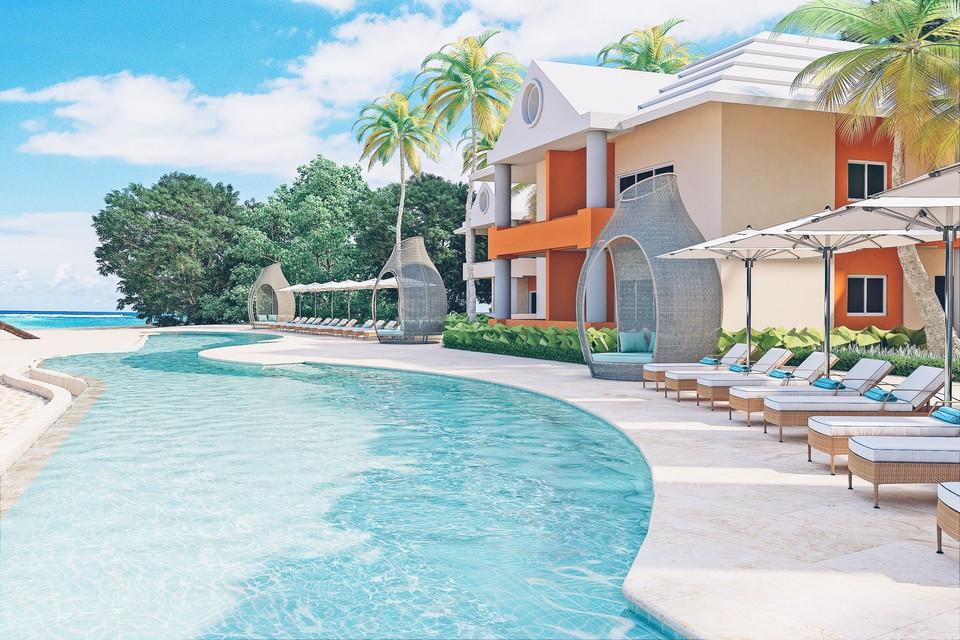 Hôtel Coral Level at Iberostar Selection Bavaro Punta Cana Republique Dominicaine