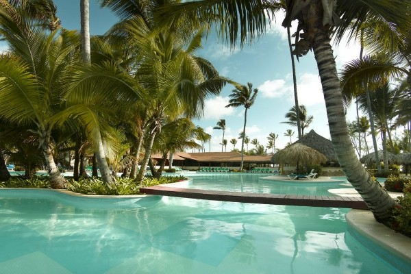 Piscine - Grand Palladium Punta Cana Resort & Spa  Hotel Grand Palladium Punta Cana Resort & Spa5* Punta Cana Republique Dominicaine