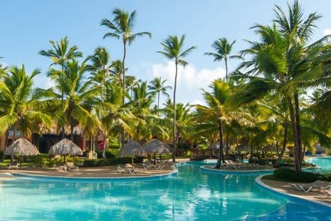 Republique Dominicaine-Punta Cana, Hôtel Maxi Club Tropical Princess 4*