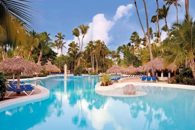 Republique Dominicaine : Hôtel Melia Caribe Beach Resort