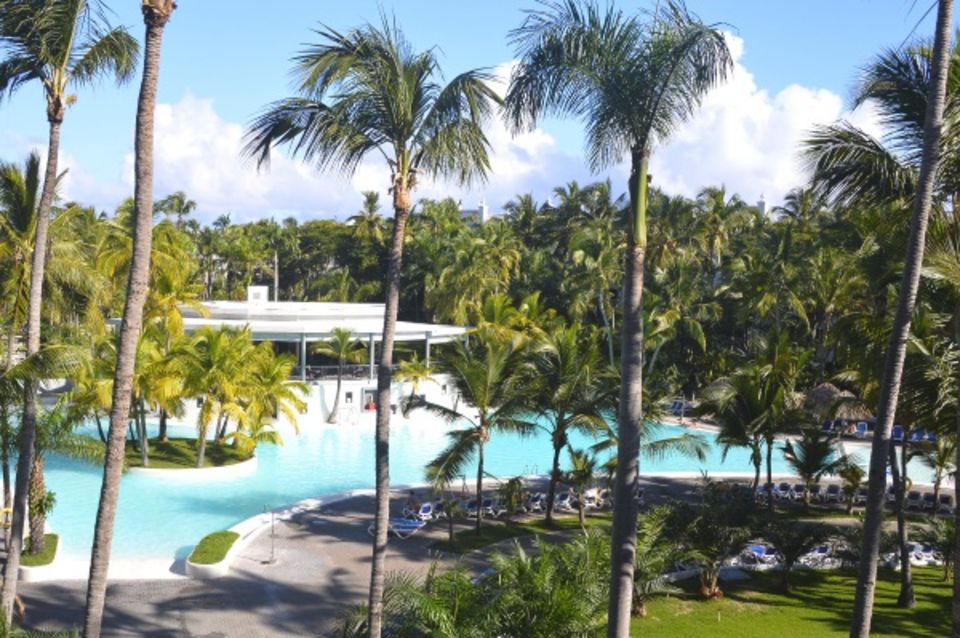 Hôtel Riu Naiboa Punta Cana Republique Dominicaine
