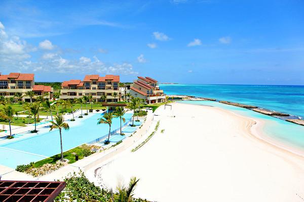 Piscine et plage - Alsol del Mar  Hôtel Alsol del Mar5* Punta Cana Republique Dominicaine