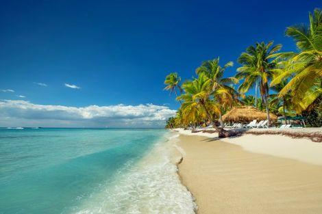 partir en vacances en janvier : punta cana