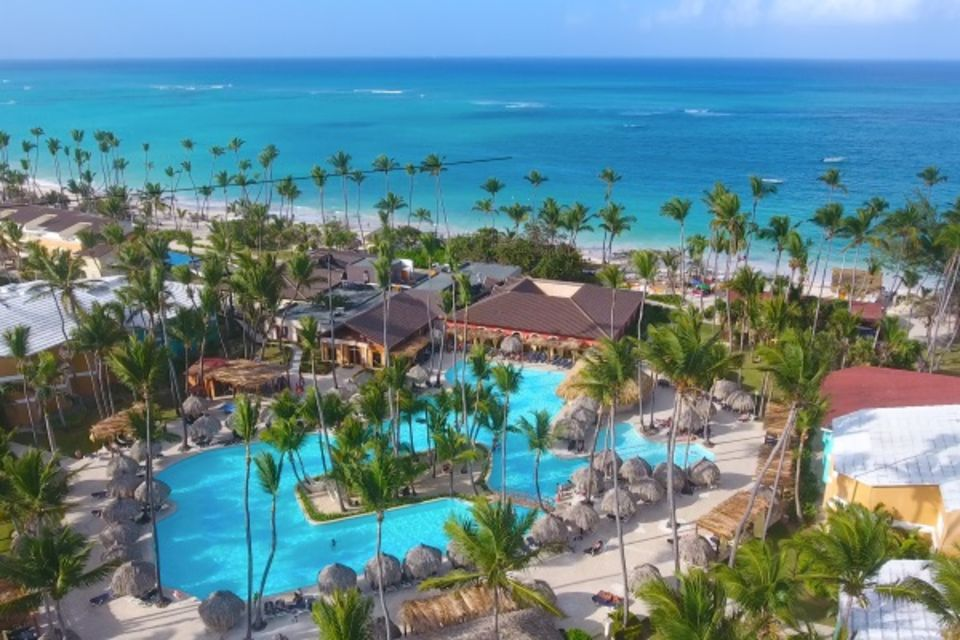 Hôtel Grand Palladium Punta Cana Resort & Spa Punta Cana Republique Dominicaine