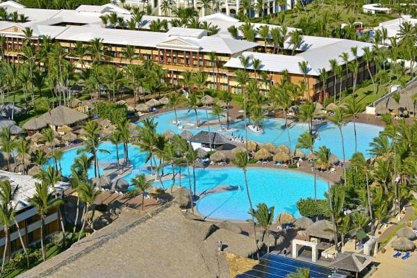 Vue panoramique - Iberostar Punta Cana Hôtel Iberostar Punta Cana5* Punta Cana Republique Dominicaine