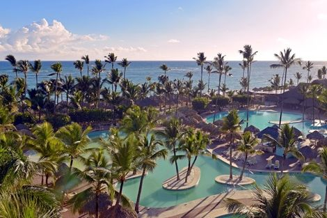Republique Dominicaine-Punta Cana, Hôtel Iberostar Punta Cana 5*