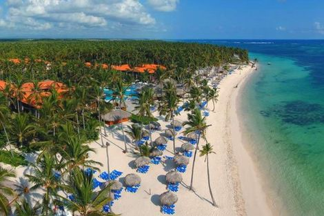 Republique Dominicaine-Punta Cana, Hôtel Natura Park Beach Eco Resort & Spa 4*
