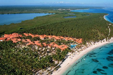 Vue aérienne - Natura Park Eco Resort Hôtel Natura Park Eco Resort5* Punta Cana Republique Dominicaine