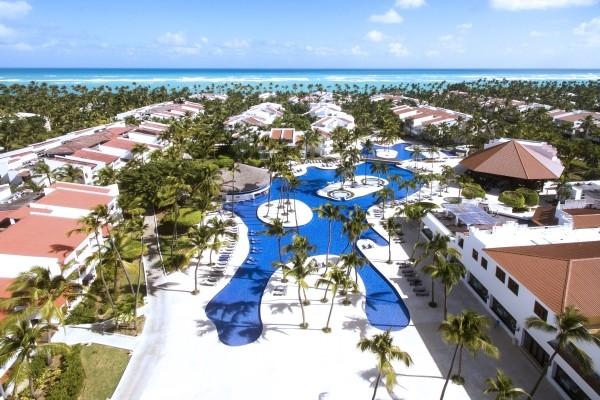 Vue panoramique - Occidental Punta Cana Hôtel Occidental Punta Cana5* Punta Cana Republique Dominicaine