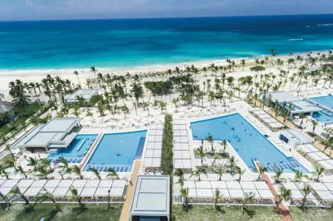Republique Dominicaine-Punta Cana, Hôtel Riu Republica 5*