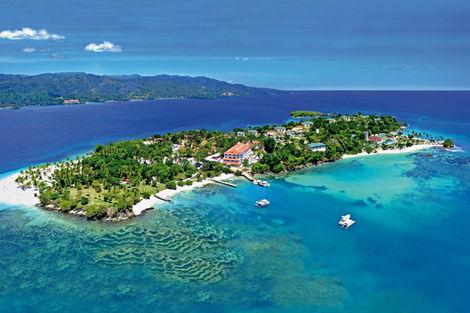 Republique Dominicaine-Saint Domingue, Hôtel Luxury Bahia Principe Cayo Levantado 5*