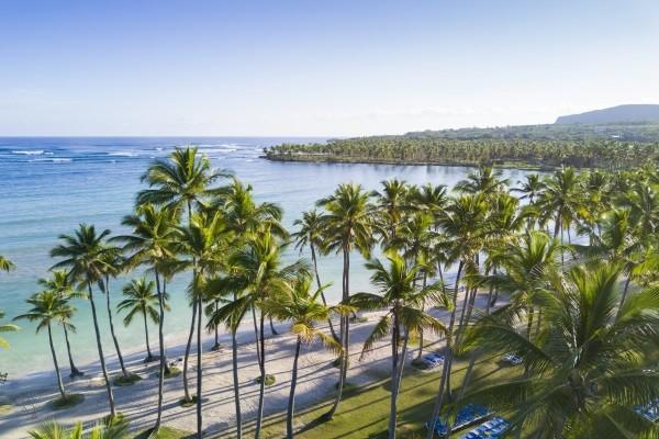plage - Grand Paradise Samana Hôtel Grand Paradise Samana4* Samana Republique Dominicaine