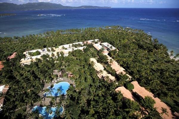 Vue Panoramique - Maxi Club Grand Paradise Samana Hôtel Maxi Club Grand Paradise Samana4* Samana Republique Dominicaine