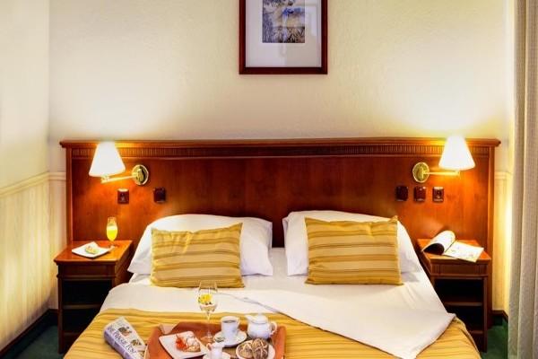 chambre - Adria Hotel Adria4* Prague Republique Tcheque