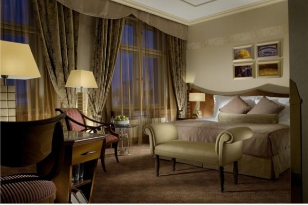 chambre - Art Deco Imperial Hotel Art Deco Imperial5* Prague Republique Tcheque