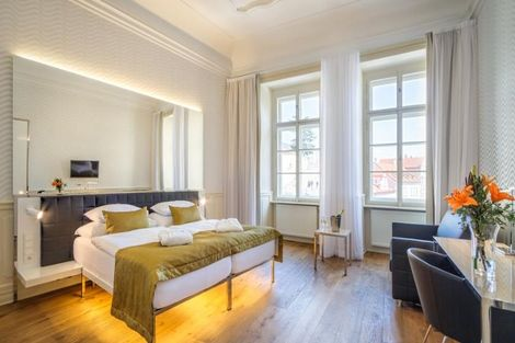 Hotel Golden Star Prague Republique Tcheque