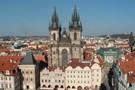 Prague Centre / Orion