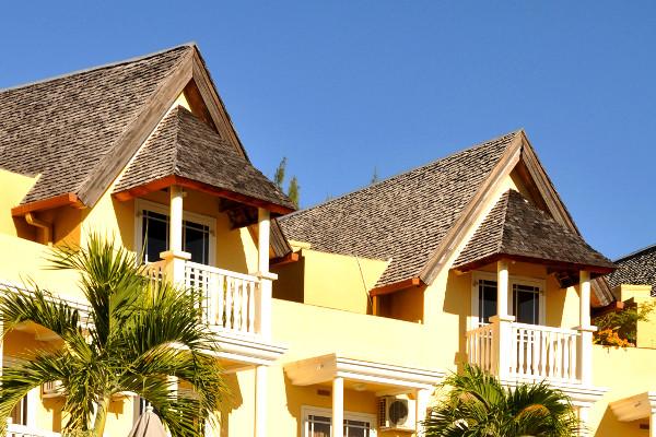 Façade chambres - Ermitage Boutik Hôtel Hotel Ermitage Boutik Hôtel3* Saint Denis Reunion