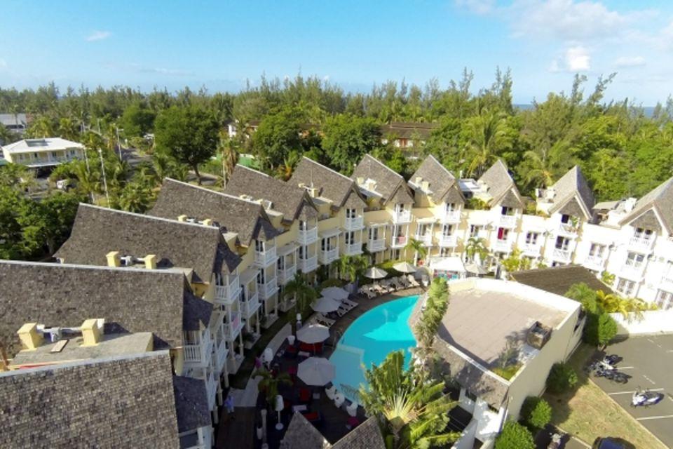 Hôtel Ermitage Boutik Hôtel Océan indien et Pacifique Reunion