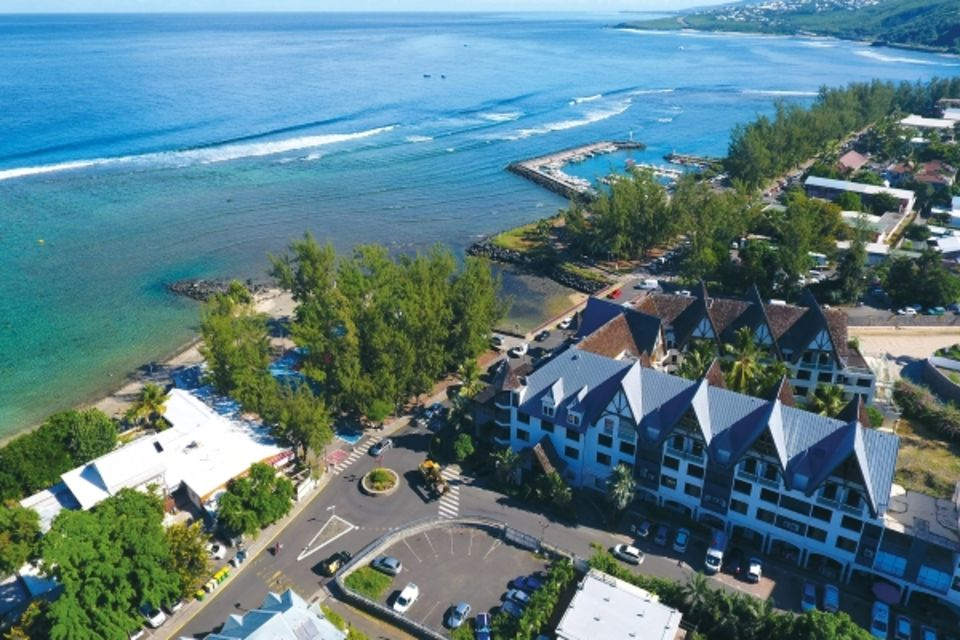 Hôtel Santa Apolonia Océan indien et Pacifique Reunion