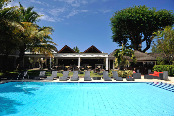 Piscine - Alamanda Hôtel Alamanda2* Saint Denis Reunion